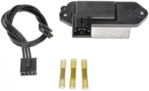 Dorman 973-552 Blower Motor Resistor Kit With Harness