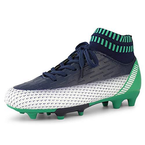 Botas De Futbol Niño Con Velcro