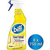 Biff Bad Total Zitrus Badreiniger 8er Pack