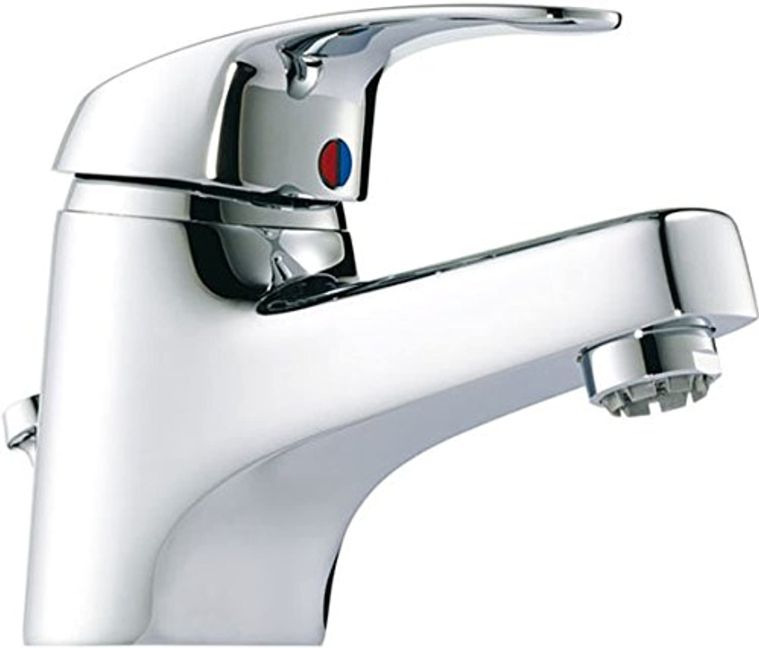 Ideal Standard Low Pressure Basin Mixer with Fixed Spout ABL GRT Mixer?–?Chrome Finish B2228AA