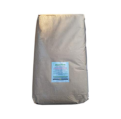 Multi-Mite DIATOMACEOUS EARTH 25KG Feed Grade DE Powder