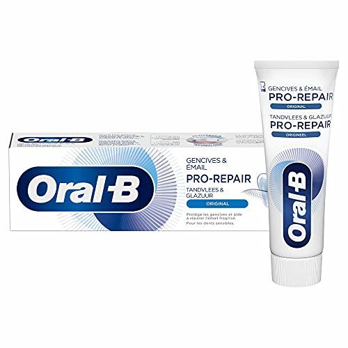 Pasta de dientes Oral-B Pro-Repair Gums & Enamel Original 75 ml