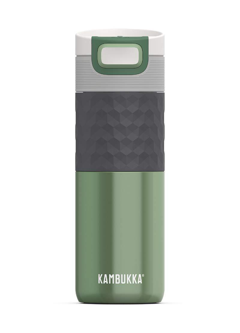 300 ML Raspberry Snapclean Technology 3 in 1 lid Kambukka Etna Coffee /& Tea Mug