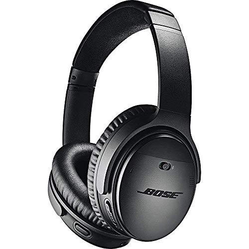 Bose QuietComfort 35 (Serie II) kabellose Kopfhörer, Geräuschunterdrückung, mit Amazon Alexa, Schwarz