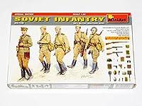 ミニアート 35108 ソビエト歩兵 SOVIET INFANTRY