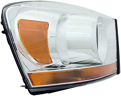 06 dodge ram headlight assembly - 9