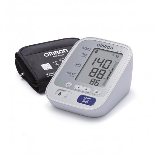 Omron M3 IT Elektronisches Blutdruckmessgerät für den Oberarm