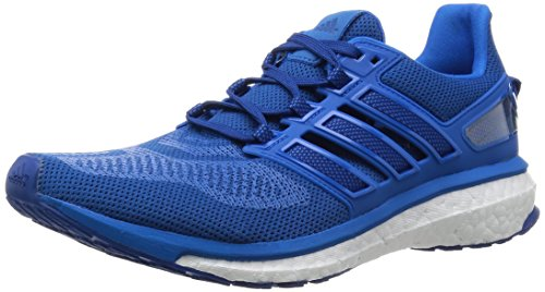 Adidas Energy Boost 3 M, Scarpe da Corsa Uomo, Black,...