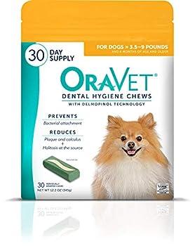 OraVet Dental Hygiene Chews for Dogs
