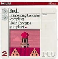 Bach: Brandenburg Concerti 1-6 (1993-08-10)