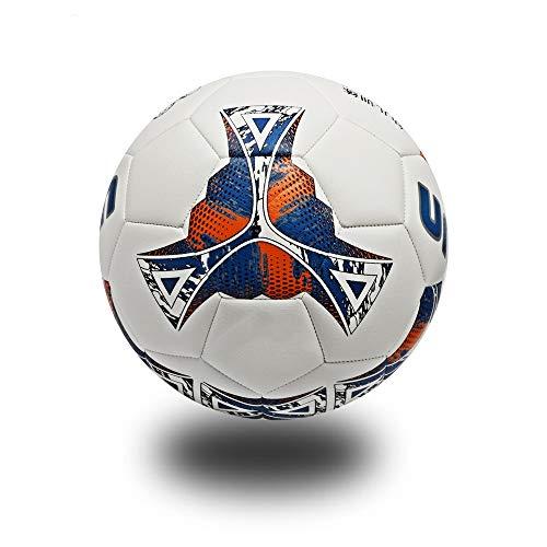 Fußball trainieren Für verschiedene Altersgruppen Sport im Freien Traditionelles Fußballtraining Erholungsübungsball Hochleistungsfußball Klassische Größen 3 4 Trainingsfußball mit Pumpe für Kleinkind