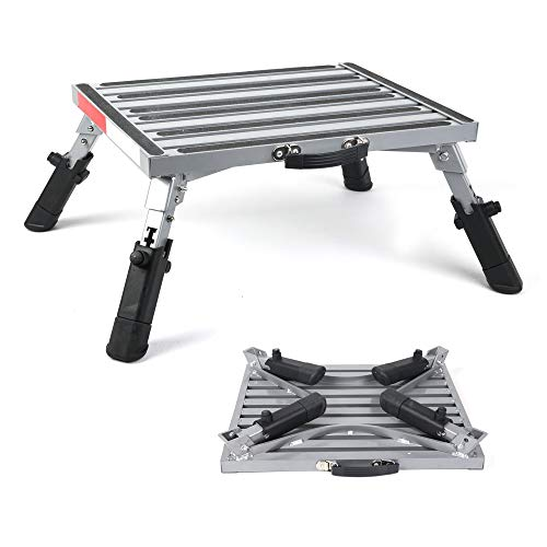 Safety RV Steps Extra Large Platform 19