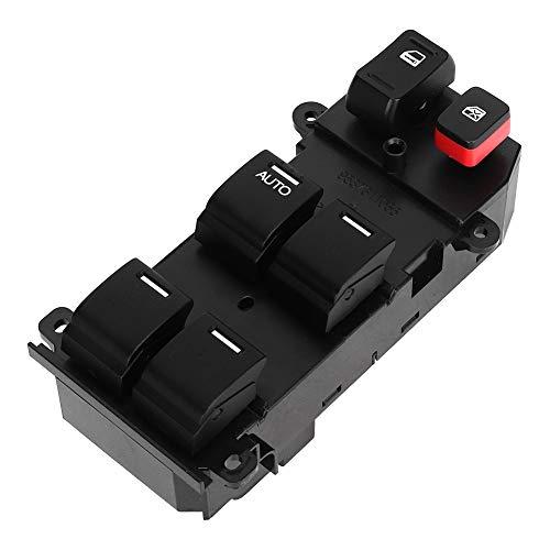 Interruptor de elevalunas eléctrico, interruptor de control maestro Akozon 35750-SWA-K01