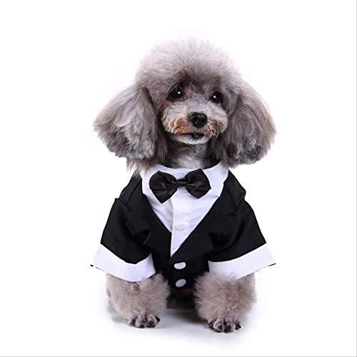 Frühling/Sommer Haustier Hund Kleidung Für Kleine Hunde Baumwolle Haustier Katze Weste Kleidung Haustier T-Shirt Hund Shirts Cartoon Chihuahua Mops Kostüme Hochzeitskleid S