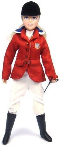 Breyer 8  Show Jumping Brenda Doll by
