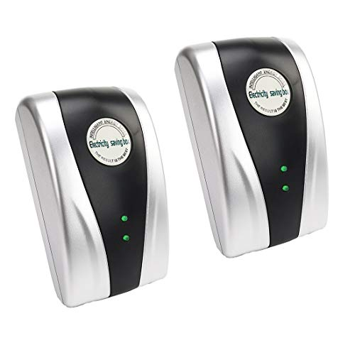 2 Pack Power Energy Saver Power Fac…