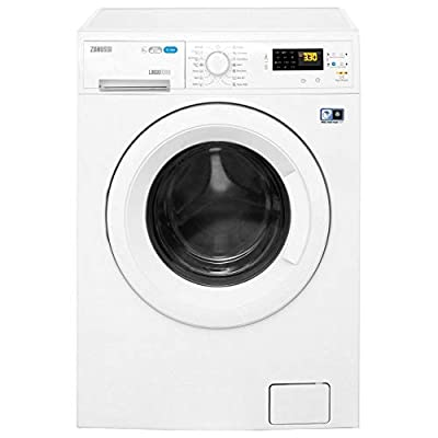 Zanussi ZWD81663NW A Rated Freestanding Washer Dryer - White