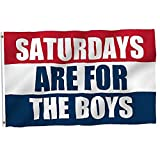 Zonster Samstags Sind Jungen Flagge Burschenschaften Party-schlafsaal Balkon Dekoration Banner College-Flag 3x5 Feet