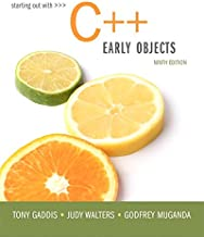 Best c++ early objects Reviews