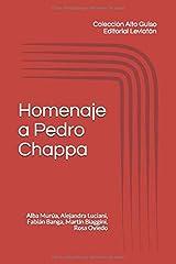 Alto Guiso: Homenaje a Pedro Chappa (Spanish Edition) Paperback