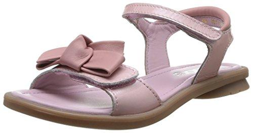 Mod8 Mädchen JELYA Offene Sandalen mit Keilabsatz, Pink (Rose CLAIR131), 25 EU