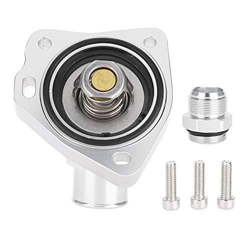 Carcasa del termostato: carcasa del termostato de cuello de aleación de aluminio apta para motores de la serie K K20 K24