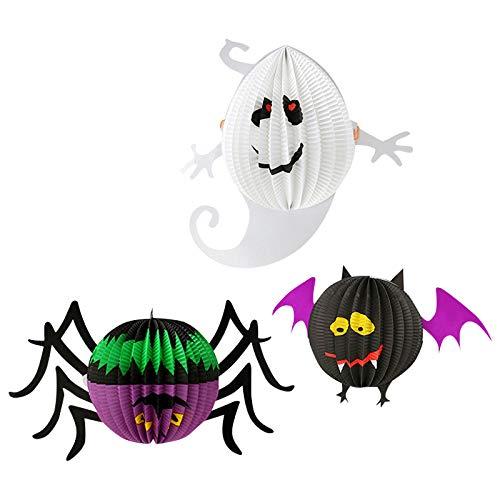thematys Decorazione Raccapricciante di Halloween per Appendere - spaventosamente Reale per momenti scioccanti (Small 15x30cm)