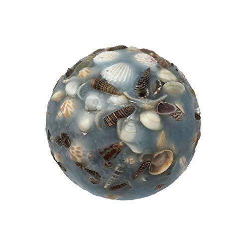 Habersham Candle Company Sea Scape Wax Pottery 4' Sphere