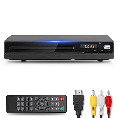 DVD Player for TV with HDMI Up-Convert to 1080P All Region Free Home...