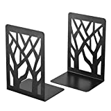 Book Ends, Bookends Heavy Duty, INNÔPLUS Book End Holder for Shelves, Metal Bookend