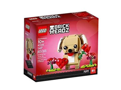 LEGO 40349 Brickheadz Cucciolo di San Valentino (66340349)