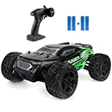 Rc Car, 1:16 Scale 2.4G 4WD Remote Control Off Road Trucks with 2 Rechargeable Batteries, 36km/h High-Speed Off-Road Bigfoot Truck RC Car G172, RC Electronic Monster Hobby Truck Racing car for Kids