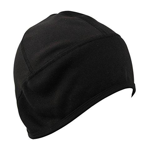 FISCHER Helm-Mütze Gröߟe, L/XL, Schwarz