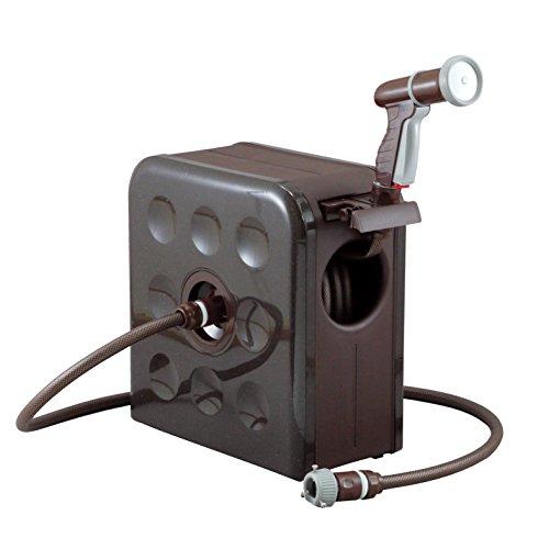 三洋化成 散水 ホースリール S-BOX リール