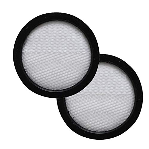 Webla - Accesorios para aspiradora portátil con filtro de algodón (2 unidades, filtro Hepa de repuesto para aspiradora Proscenic P9