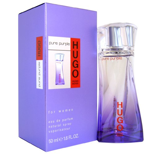 Hugo Boss HUGO PURE PURPLE femme / woman, Eau de Parfum, Vaporisateur / Spray, 50 ml