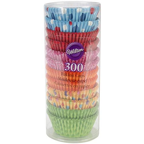 Seasonal Cupcake Liners, 300-Count