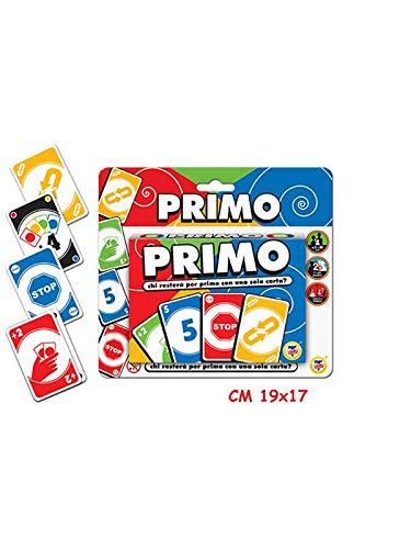 Teorema Giocattoli- Primo Carte da Gioco, Multicolore, 3.TE40450