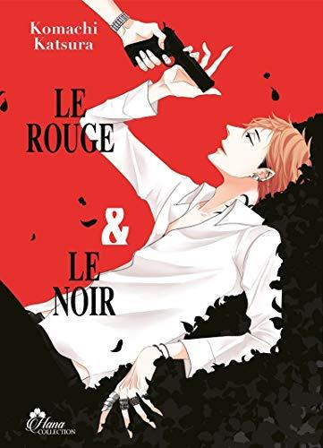 Le Rouge et le Noir - Tome 02 - Livre (Manga) - Yaoi - Hana Collection