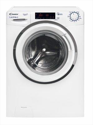 Candy HGS 4137THQ/2-S Libera installazione Carica frontale 7kg 1300Giri/min A+++ Bianco lavatrice