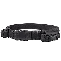 Best Tactical Belt Reviews in 2020 (Ultimate Buying Guide) 1