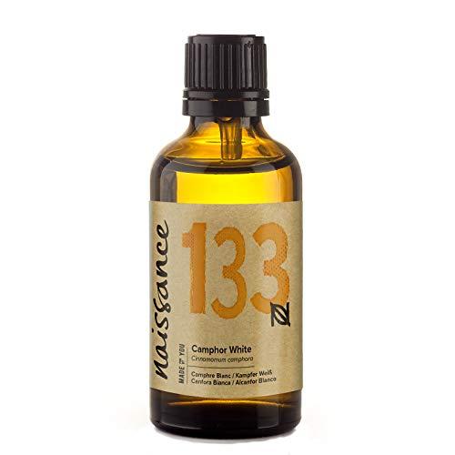 Naissance Alcanfor Blanco - Aceite Esencial 100% Puro - 50ml