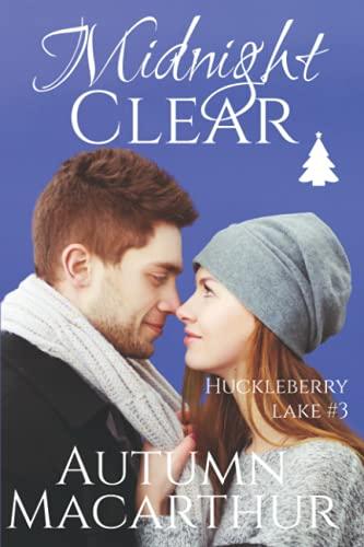 Midnight Clear: Un romance cristiano limpio y dulce en Idaho en Navidad
