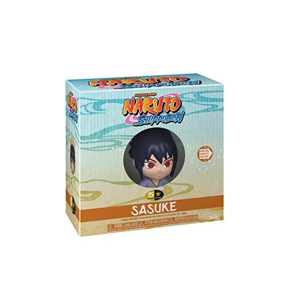 Funko - 5 Star: Naruto S3 - Sasuke Figura Coleccionable, Multicolor (41072) 2