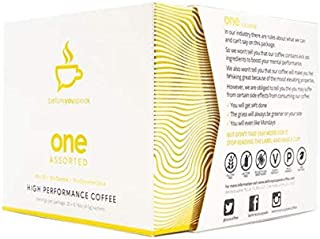 Before You Speak One Assorted High Performance Coffee, 30 Count