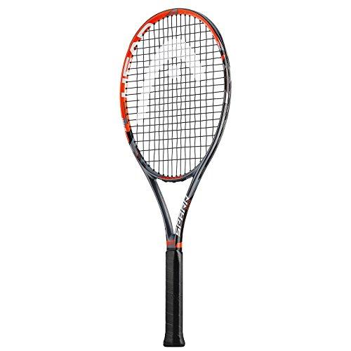 HEAD Tennisschläger MX Spark Pro schwarz Anthracite/Red 3 Grip