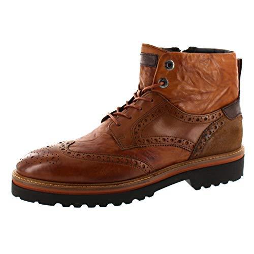 La Martina Herrenschuhe - Boots LFM192102 - Siena Cuero, Schuhgröße:EUR 44