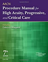 AACN Procedure Manual for High Acuity, Progressive, and Critical Care (Aacn Procedure Manual for Critical Care)