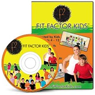 Fit Factor Kids DVD