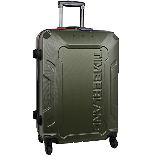 Timberland 21' Hardside Expandable Spinner, Burnt Olive